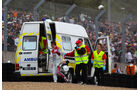 Le Mans 2011 Crash McNish