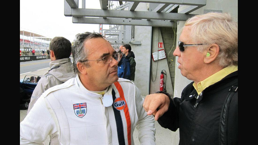 Le Mans Classic, Fabien Giroix