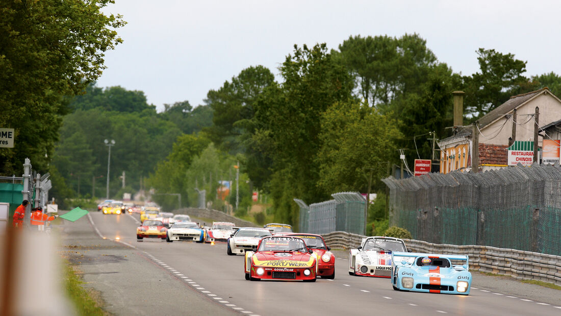Le Mans Classic, Gulf, Mirage
