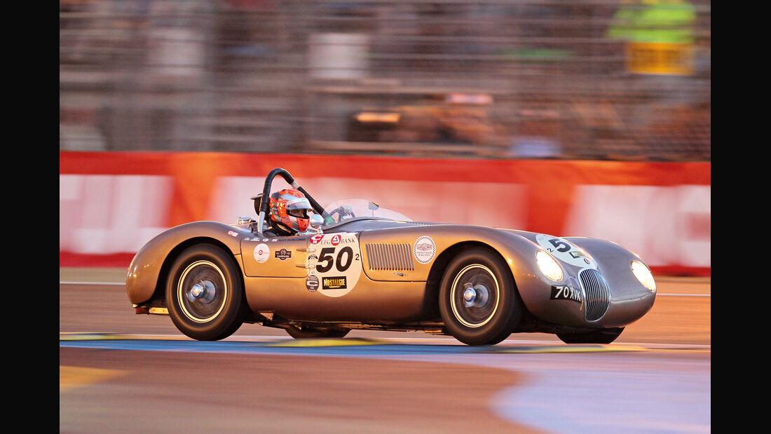 Le Mans Classic, Jaguar C-Type
