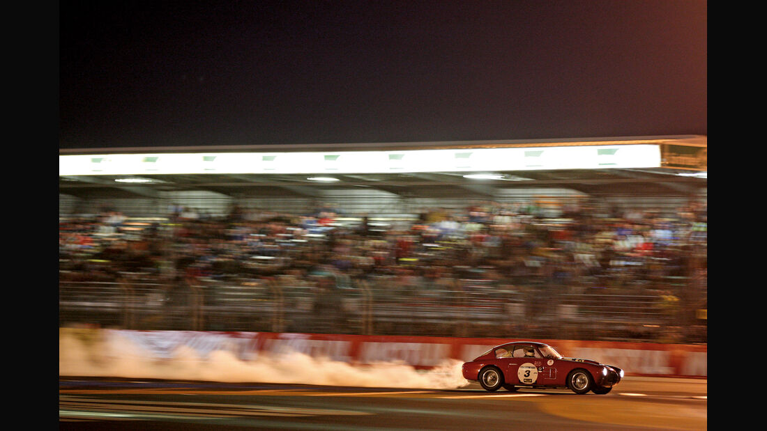 Le Mans Classic, Motorschaden