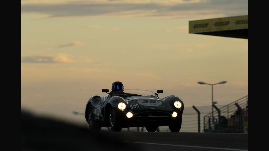Le Mans Classic, Nachtfahrt