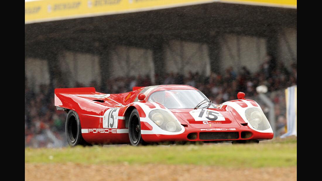 Le Mans Classic, Porsche 917