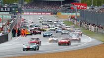 Le Mans Classic, Start