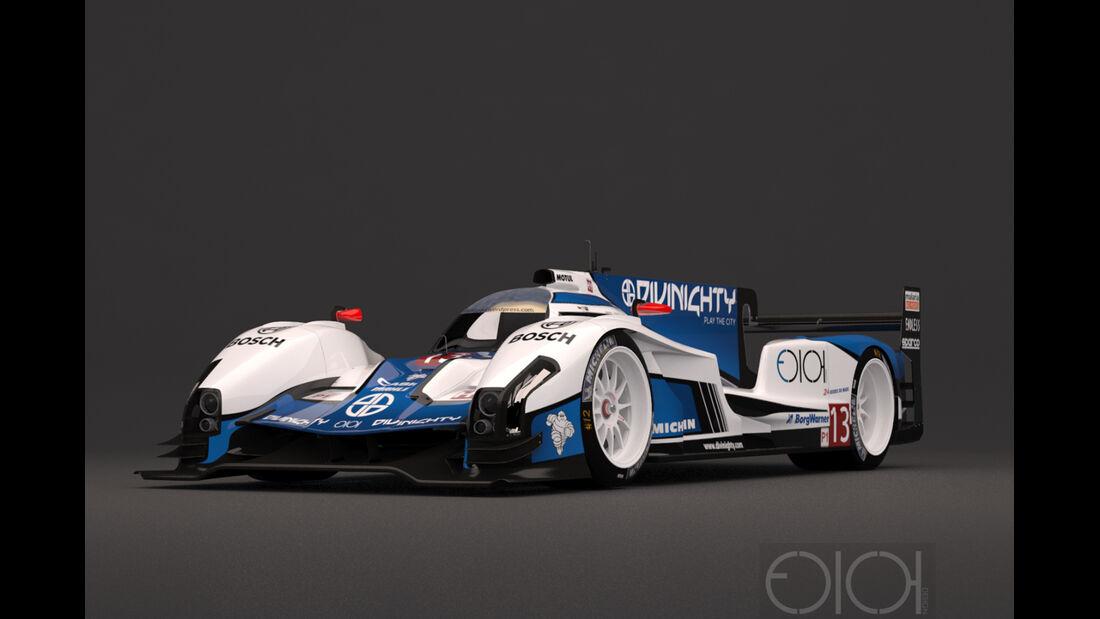 Le Mans LMP1 Concept - Oriol Folch Garcia