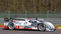 Le Mans, LMP1-Klasse, Audi-Langheck R18