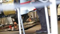 Le Mans, LMP1-Klasse, Auspuff, Audi