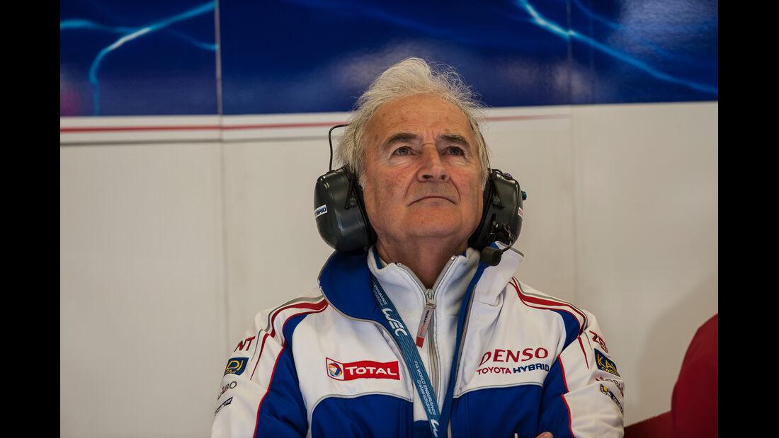 Le Mans, LMP1-Klasse, Teamchef Hugues