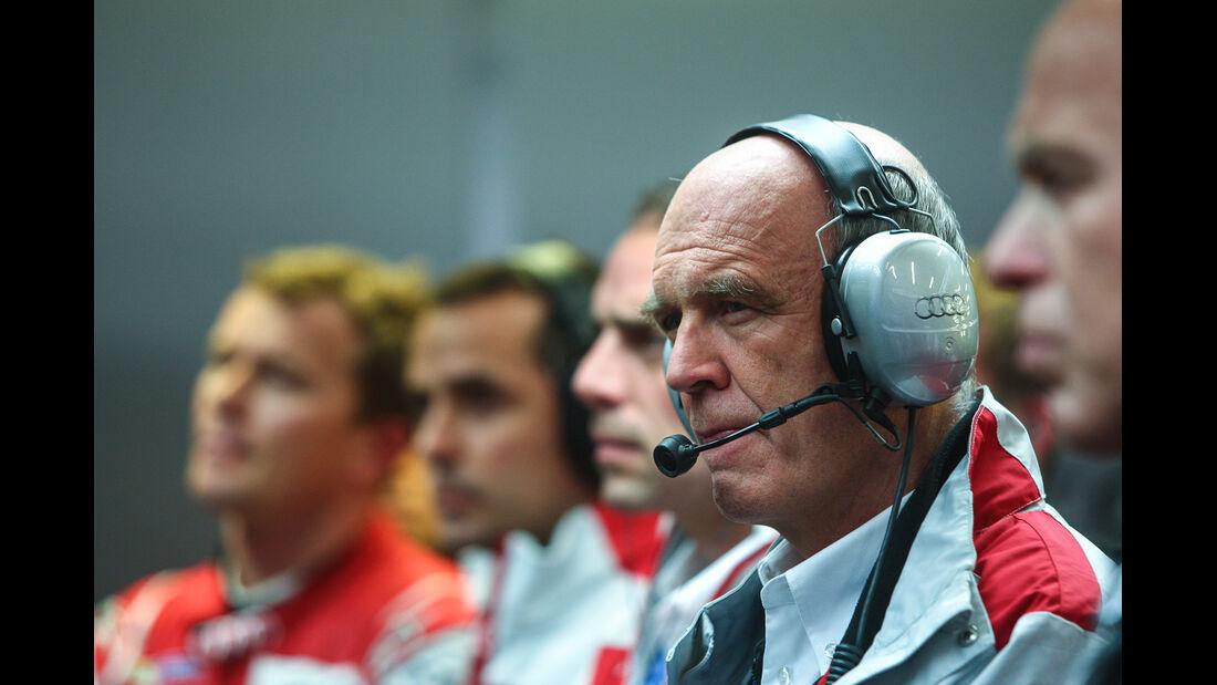 Le Mans, LMP1-Klasse, Wolfgang Ullrich