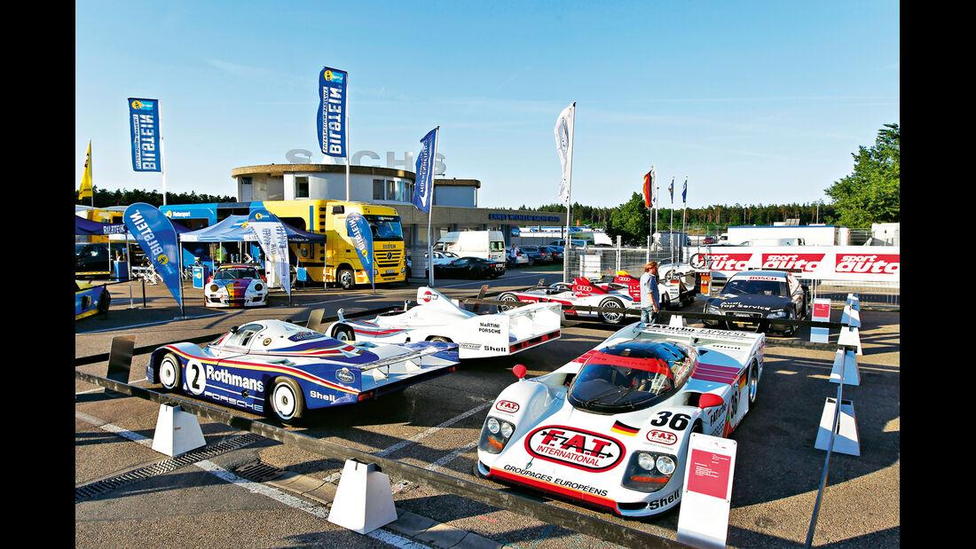 Le Mans, Porsche, Audi