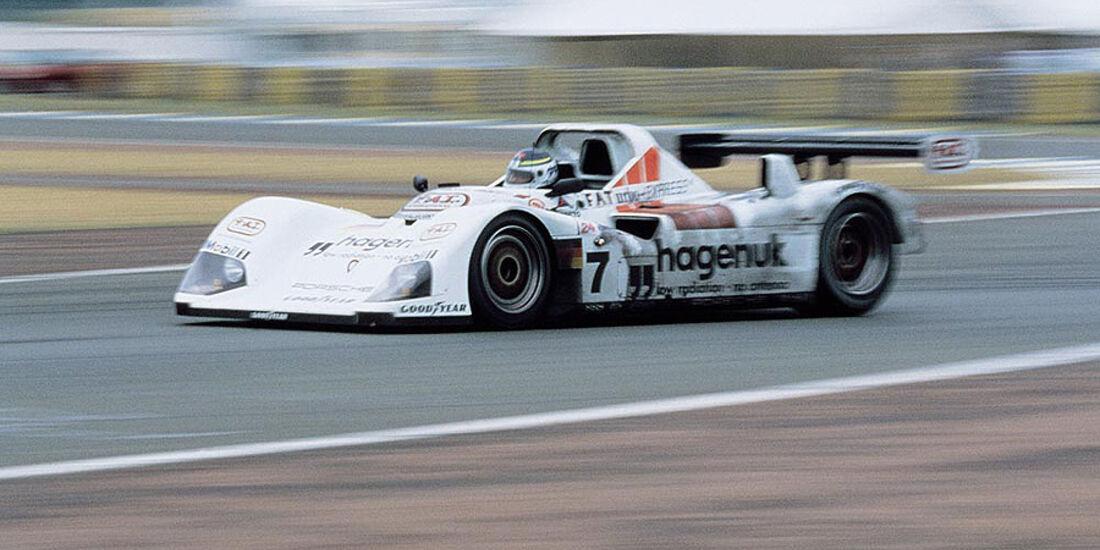 Le Mans - Prototyp-Ausstellung