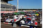 Le Mans, Rennwagen