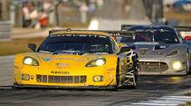 LeMans, GTE-Klasse, Corvette, Viper