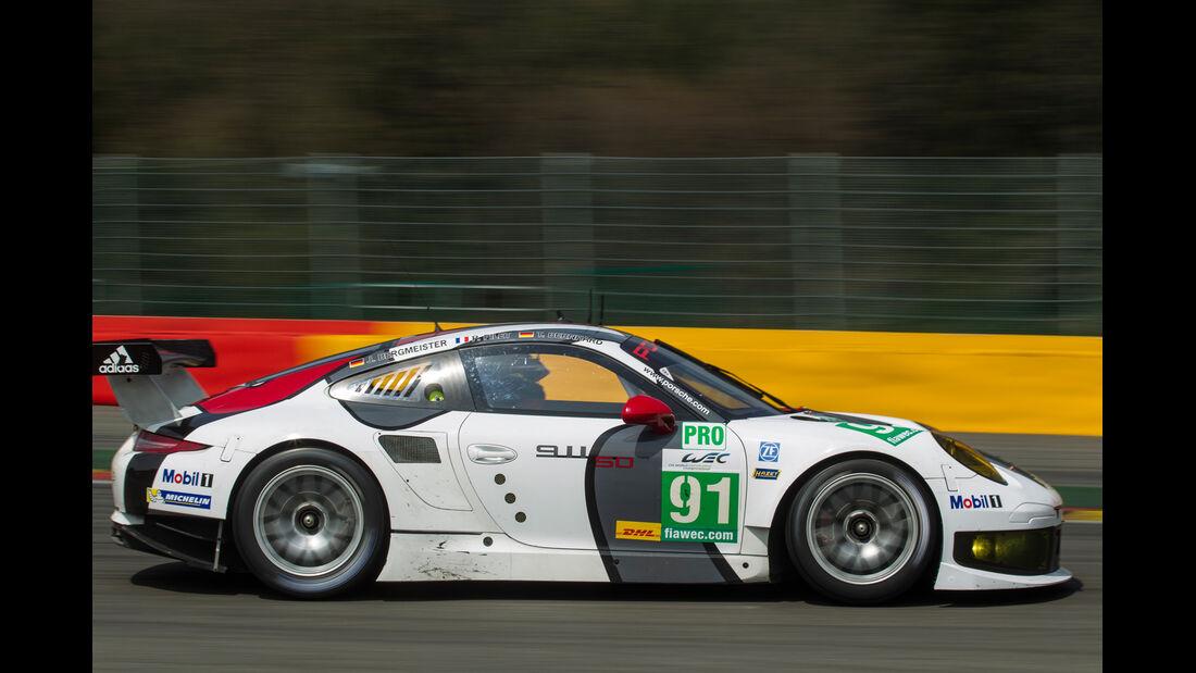 LeMans, GTE-Klasse, Porsche 911 RSR