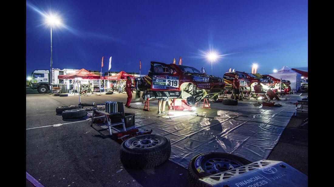 Leeroy Poulter - Dakar 2016