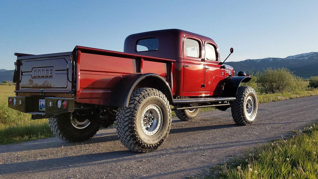 Legacy Dodge Power Wagon