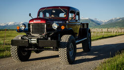 Legacy Dodge Power Wagon
