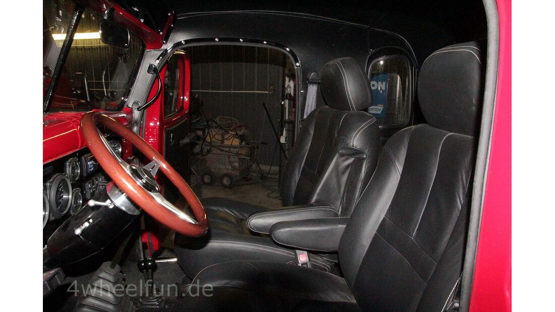 Legacy Dodge Power Wagon Extra Cab