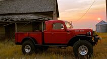 Legacy Dodge Power Wagon Extra Cab