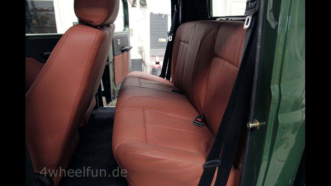 Legacy Dodge Power Wagon Four-Door