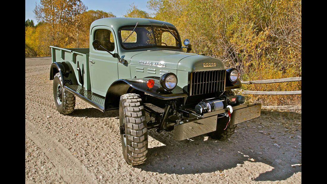Legacy Dodge Power Wagon Single Cab