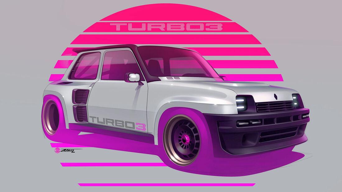 Legende Automobiles Turbo3