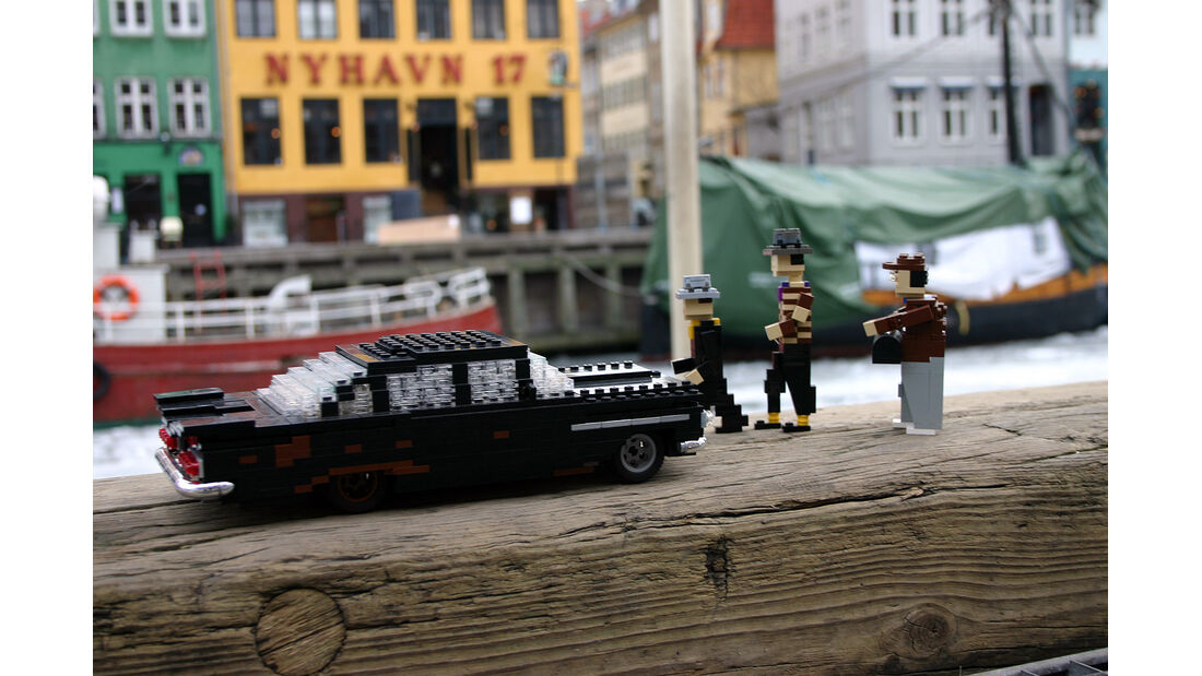 Lego Auto-Modelle, Chevrolet Bel Air