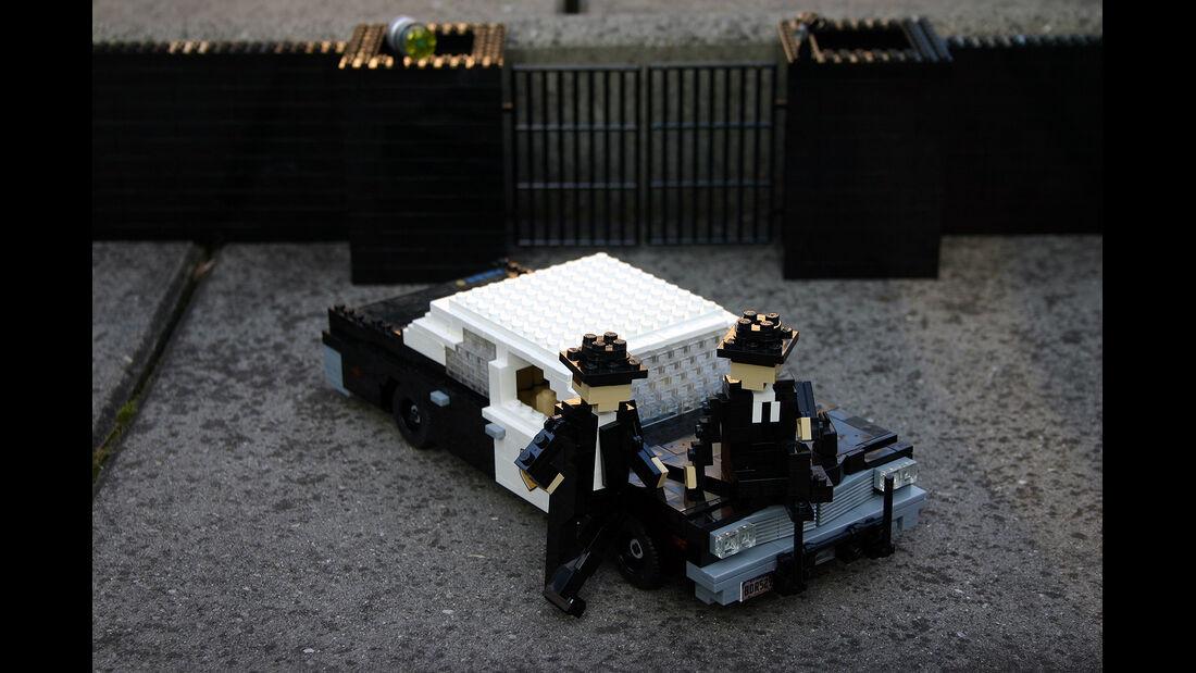Lego Auto-Modelle, Dodge Monaco
