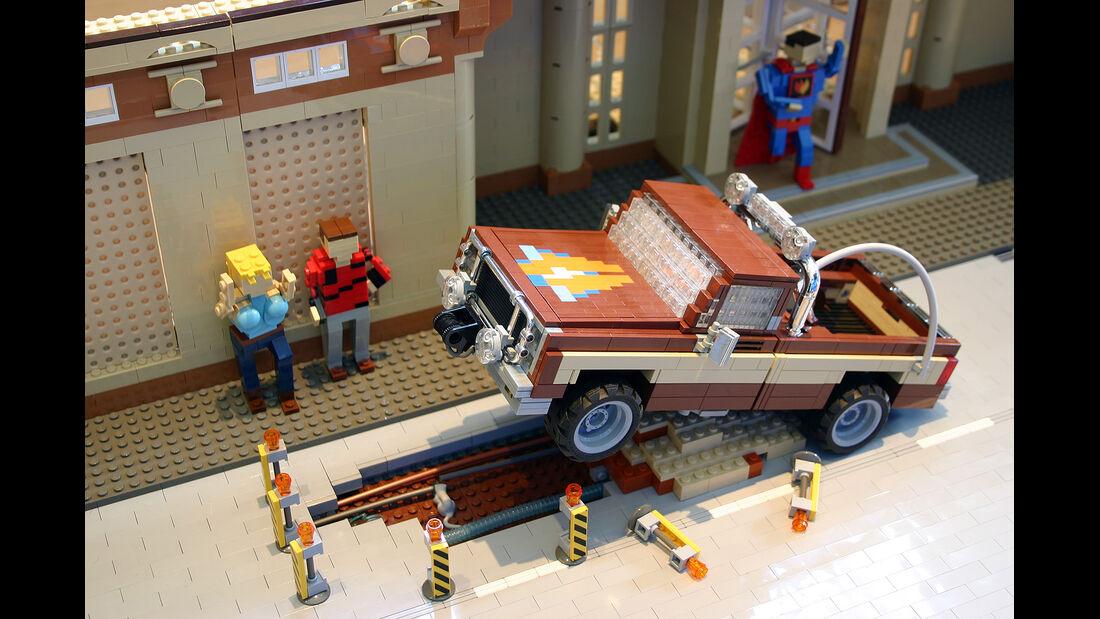 Lego Auto-Modelle, GMC Sierra