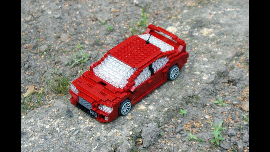 Lego Auto-Modelle, Mitsubishi Lancer Evo X