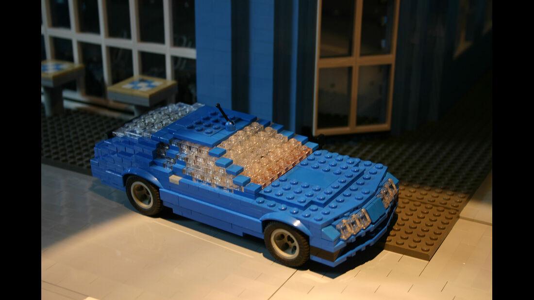Lego Auto-Modelle, Renault Alpine