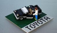 Lego Auto-Modelle, Toyota MR2