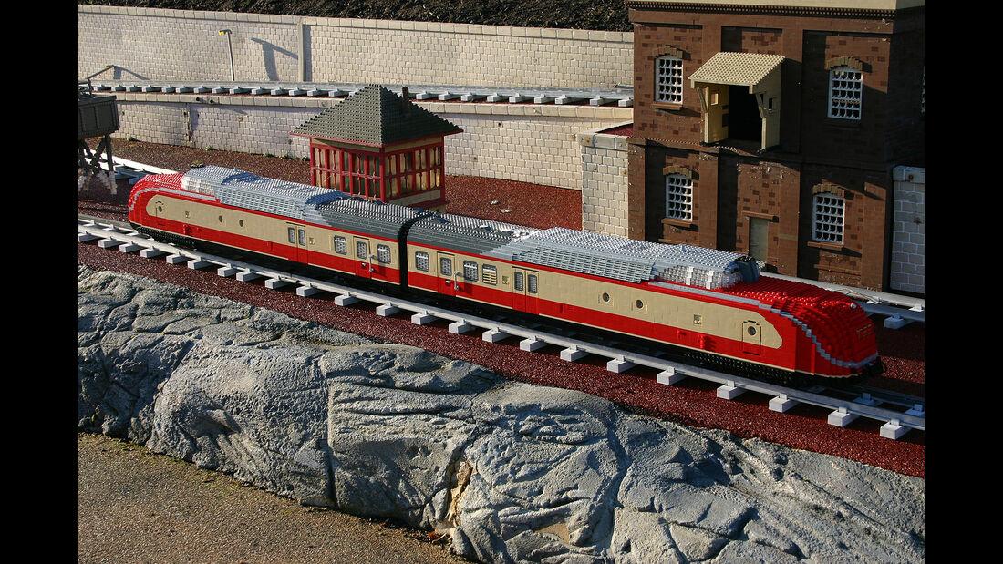 Lego Auto-Modelle, Trans Europ Express