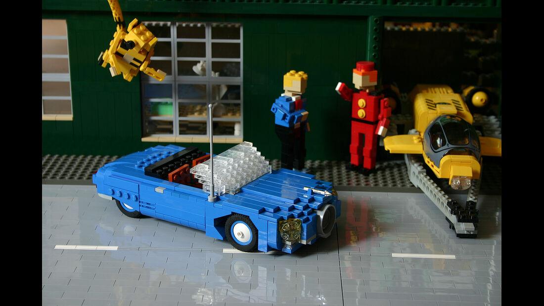 Lego Auto-Modelle, Turbot Rhino