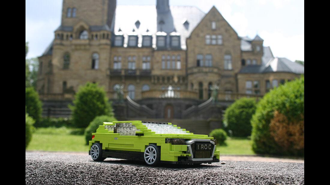 Lego Auto-Modelle, VW Iroc