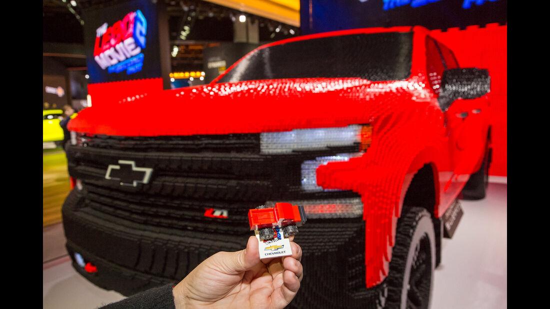 Lego Chevrolet Silverado
