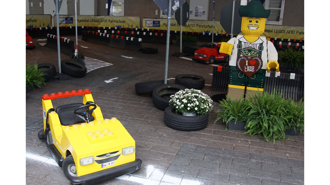 Lego Fahrschule IAA 2015