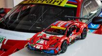 Lego Ferrari 488 GTE AF CORSE 51