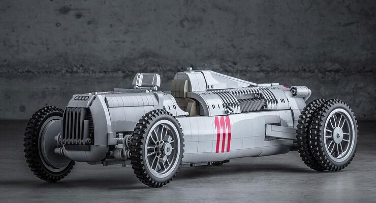 Lego Ideas Auto Union Typ C