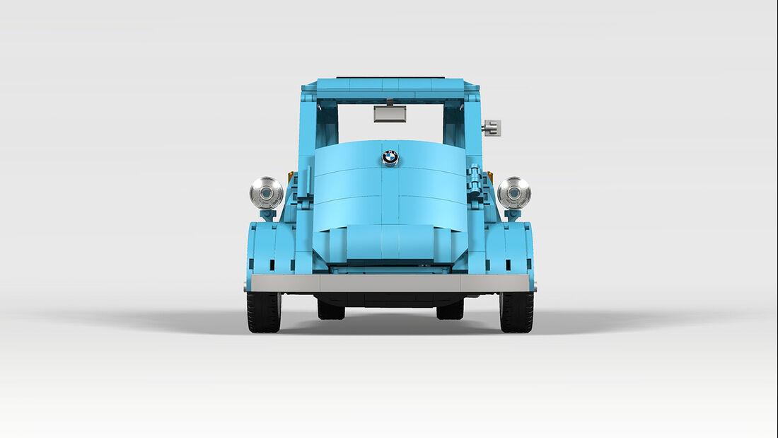 Lego-Idee: BMW Isetta