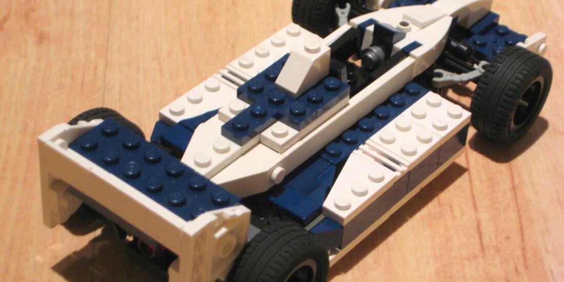 Lego Rennautos - Brabham BT54