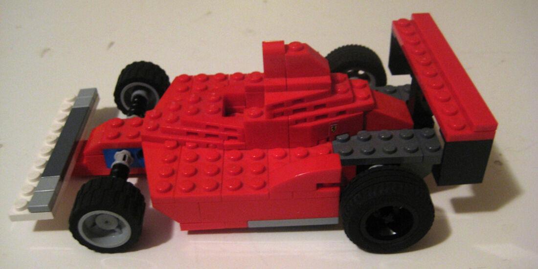 Lego Rennautos - Ferrari 312 T2 (1977)