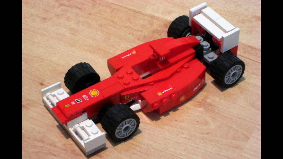 Lego Rennautos - Ferrari F150 (2011)