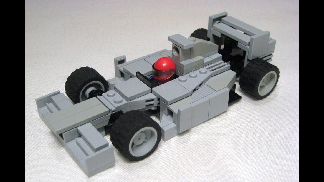Lego Rennautos - Mercedes MGP W02 (2011)