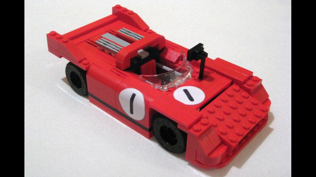 Lego Rennautos - Porsche 908/3