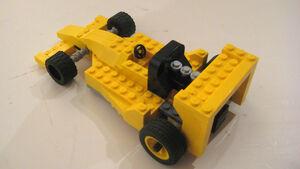 Lego Rennautos - Renault RS01