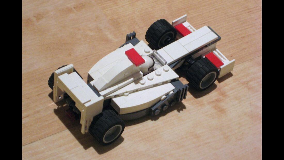 Lego Rennautos - Sauber C30 (2011)