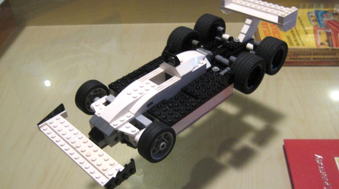 Lego Rennautos - Williams FW-08B
