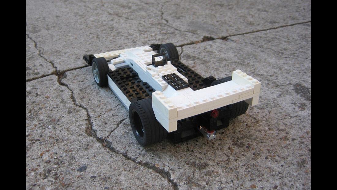 Lego Rennautos - Williams FW07