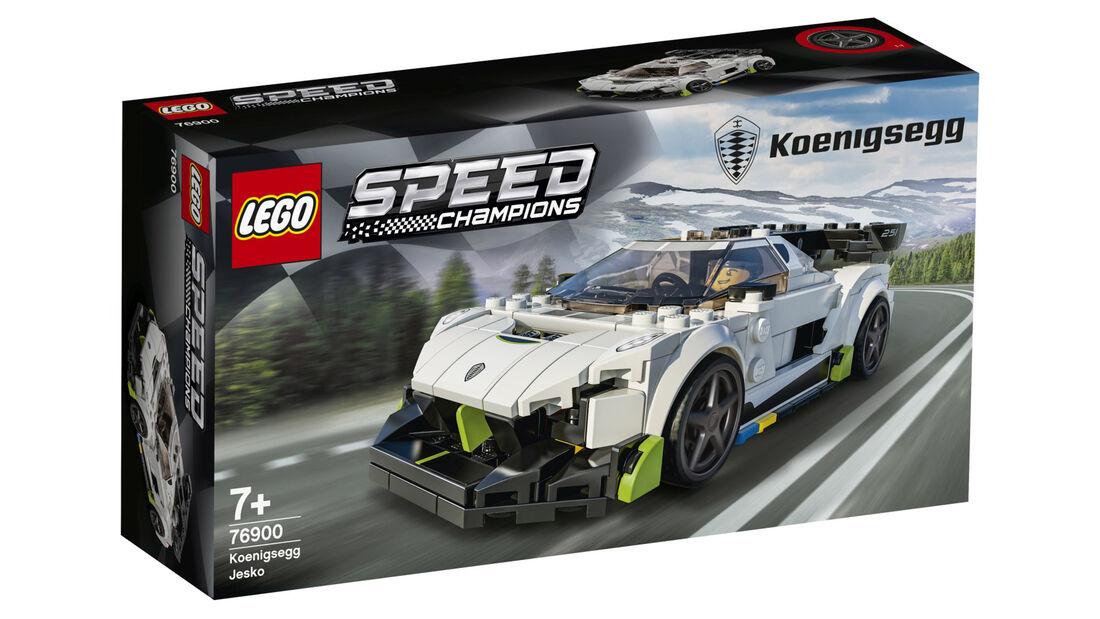 Lego Speed Champions Summer 21 Sets